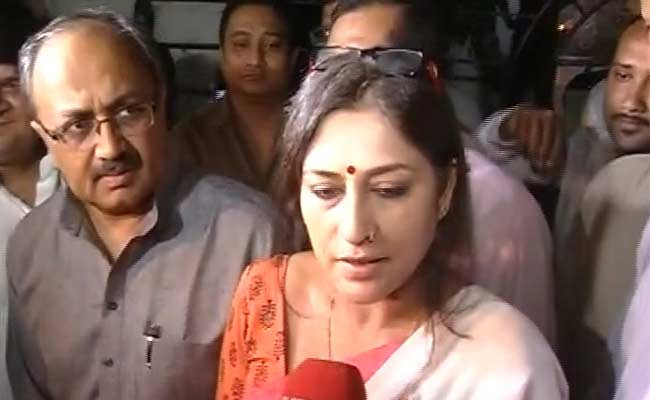 BJP's Rupa Ganguly Takes on Bengal Students, Says They Do All But Study