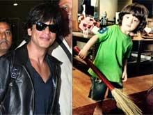 Shah Rukh Khan's Broom-Wielding Son AbRam, Future Eco-Warrior and Quidditch Champ