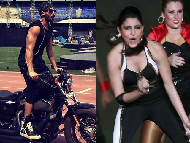 IPL 8: On Twitter, Anushka Sharma, Shahid Kapoor Thank Kolkata for 'Overwhelming Love'