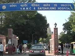 Safdarjung Hospital Resident Doctors Go On Indefinite Strike