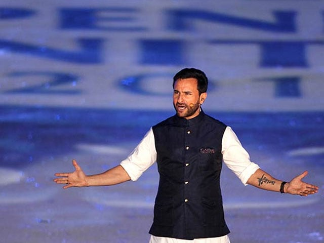 Saif Ali Khan: Don't Have Father's Natural Genius For Cricket