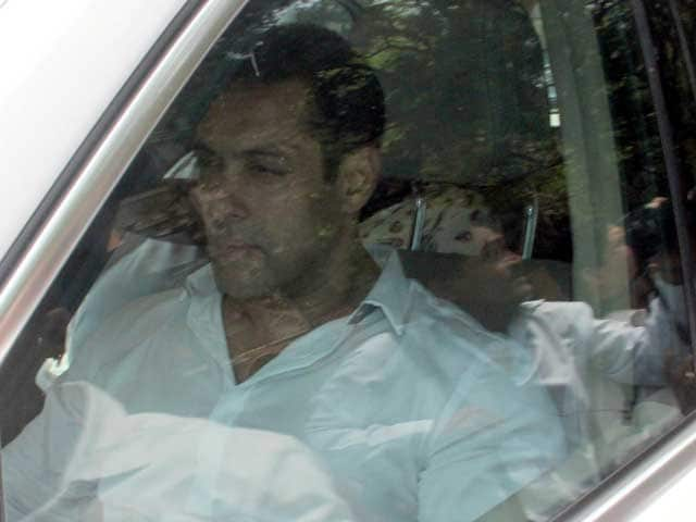 Actor Salman Khan Likely to Record Statement Today in Arms Act Case