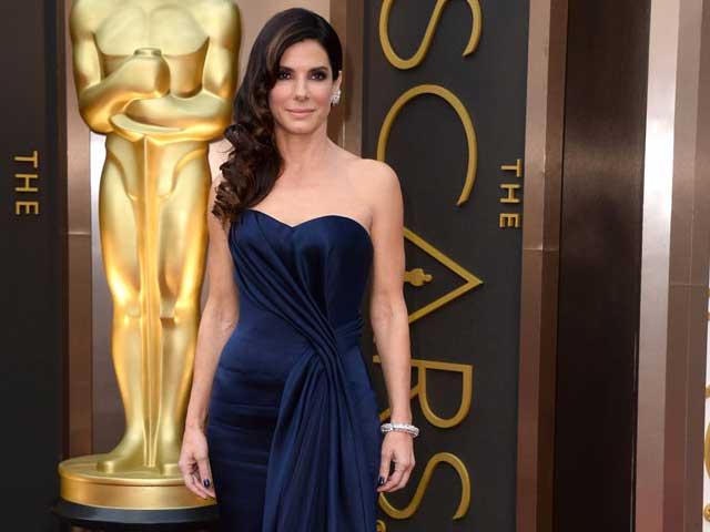 Sandra Bullock Named People's 'Most Beautiful Woman'