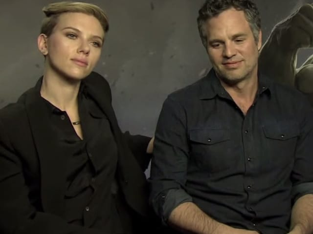 Avenging Scarlett: Mark Ruffalo Answers the 'Sexist' Questions That She's Usually Asked