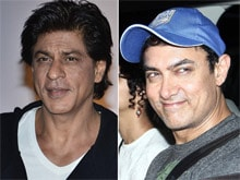 Shah Rukh Takes Aamir Khan's Spot, <i>Dilwale</i> to Release on Christmas