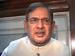 UP, Bihar Helped BJP Win 2014. They'll Bury It In 2019: Sharad Yadav