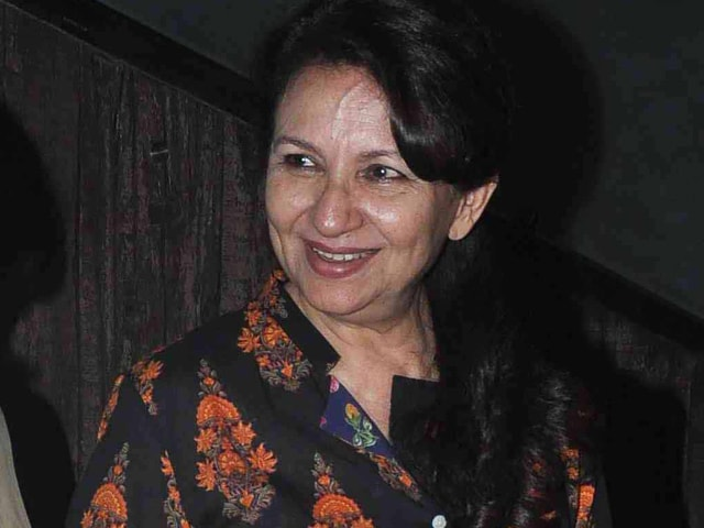 Sharmila Tagore Supports Protests by Intellectuals
