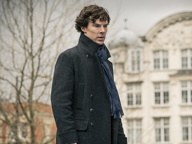 BAFTA TV Awards: Benedict Cumberbatch Scores Third Nomination For Sherlock
