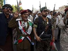 Helicopter Gunships in Action on Saudi-Yemen Border: Coalition