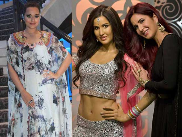 Sonakshi Sinha: Katrina's Wax Statue Very Nice, Hope I Get One Too