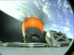 SpaceX Dragon Cargo Ship Arrives at the International Space Station