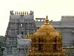 Delhi Devotee Makes Rs 1 Crore Donation To Tirupati Balaji Temple