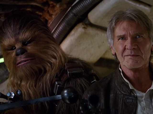Han Solo is Home in Star Wars: The Force Awakens Trailer