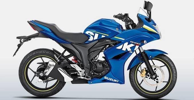 Suzuki Eyeing 150cc and Above Bike Segment in India
