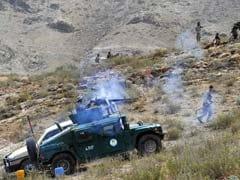 अफगानिस्तान : तालिबानी हमलों में आठ पुलिस अधिकारी मारे गए