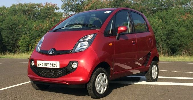 2015 Tata GenX Nano Launched; Prices Start at &#8377 1.99 Lakh