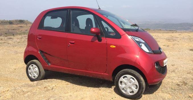 Tata Nano GenX