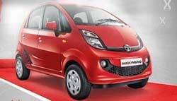 Tata Nano GenX Revealed; Bookings Commence