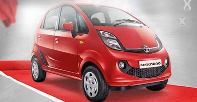 Tata Genx Nano: Tata Nano GenX Revealed; Bookings Commence