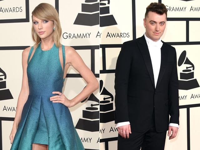 Billboard Awards 2015 Taylor Swift Sam Smith Lead Nominations