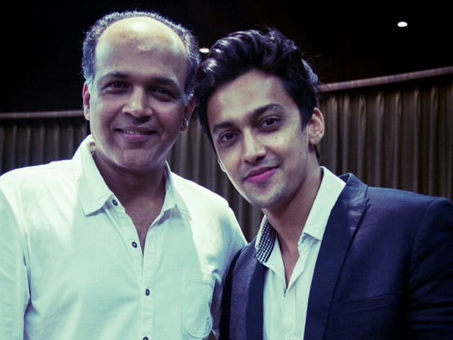 Teeshay Shah Thankful to Ashutosh Gowariker for Recognising his Talent