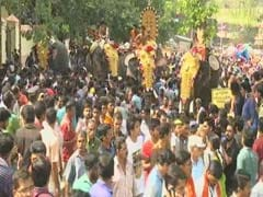Necessary Steps Will Be Taken For Conduct Of Thrissur Pooram: Kerala Government