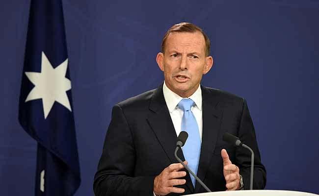 Ex-Australia PM Tony Abott To Visit India To Progress Indo-Australian Trade Relationship