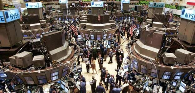 Wall Street Has Worst Start to a Year Since 2008