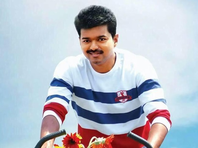 A Rs 5 Cr Song Will Introduce Vijay in New Film Puli