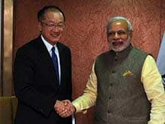 World Bank Chief Praises Prime Minister Modi's Jan Dhan Yojana
