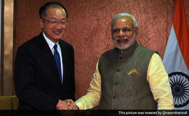 World Bank Chief Praises Prime Minister Modi's Jan Dhan Yojana