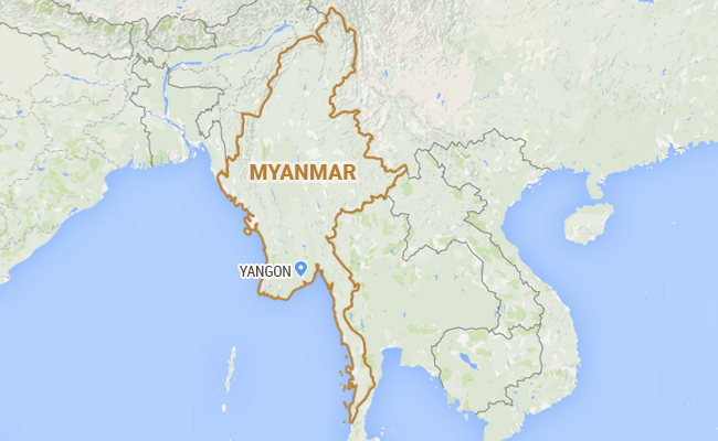 Bomb kills two policemen in northeast myanmar near china border gumiabroncs Gallery