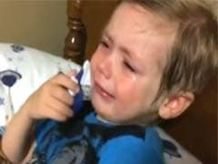 Hillary Clinton is Running For President and This Little Boy is Having a Meltdown