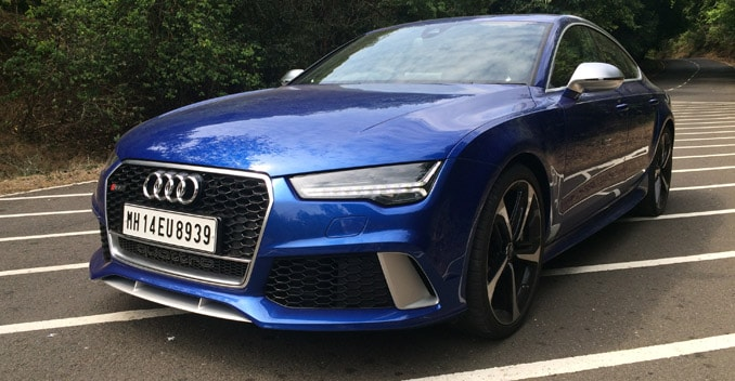2015 Audi Rs7 Sportback Review Ndtv Carandbike