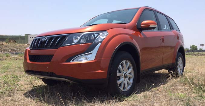 Review: 2015 Mahindra XUV500