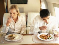Umami Onboard: Tomato Juice May Help You Enjoy In-Flight Meals