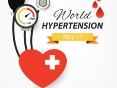 World Hypertension Day: Don't Pop That Pill on Your Own, Self-Medication Can be Life Threatening