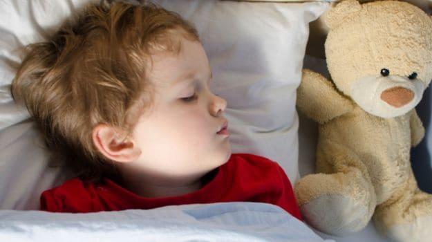 Bedtime Routine Makes Kids Sleep Better
