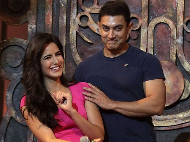 Aamir Khan: Almost Lost a Game of Chess to Katrina Kaif