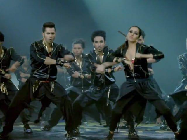 Varun Dhawan, Shraddha Kapoor Are Bezubaan Phir Se in ABCD 2 Song