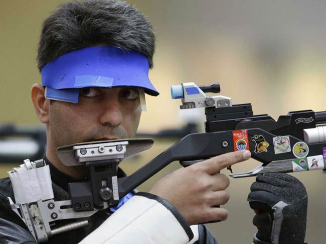 रियो ओलिंपिक: अभिनव बिंद्रा 10 मीटर एयर राइफल के फाइनल में पहुंचे, गगन नारंग हुए बाहर