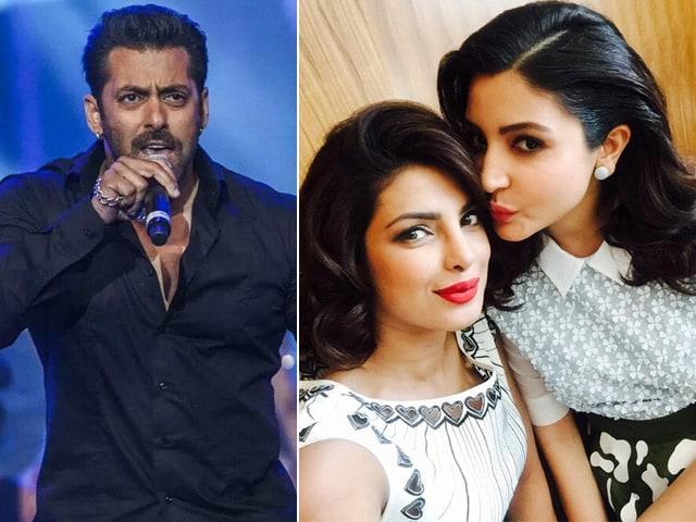 In Dubai, Salman Khan, Priyanka-Anushka Get The Party Started