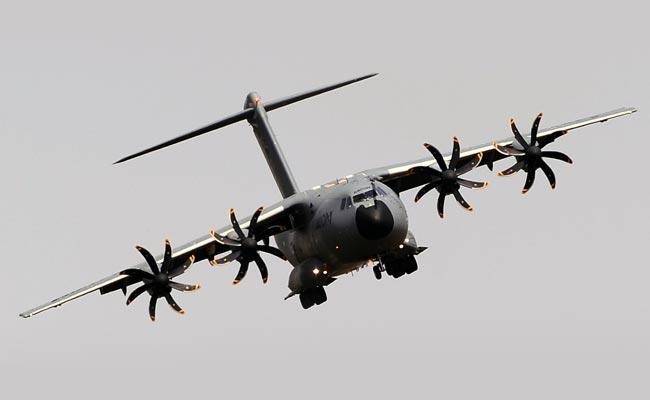 3 Engines Failed in Spain A400M Crash: Airbus