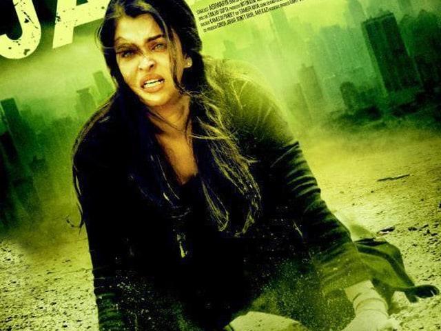 First Look: Aishwarya Rai Bachchan in Comeback Film Jazbaa