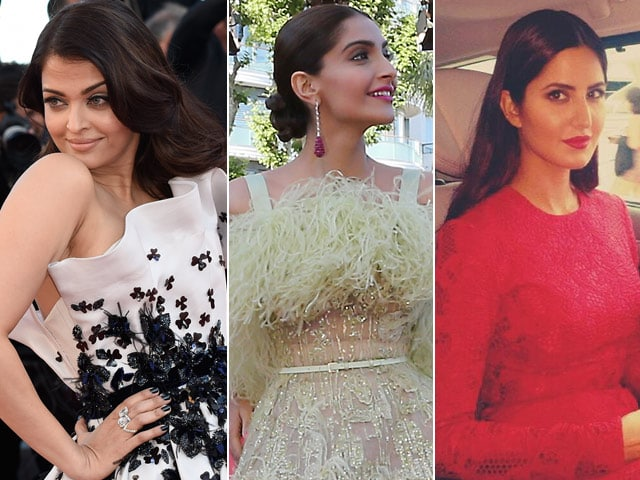 Cannes Fashion: The Report Card For Aishwarya, Sonam, Katrina