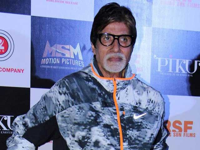 In Tweet, Amitabh Bachchan Celebrates Tagore's Greatness