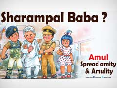 The Amul Girl and Controversies!