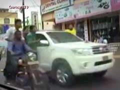 Caught on Camera, Andhra Pradesh Lawmaker's Son Has Fast and Furious 'Party'