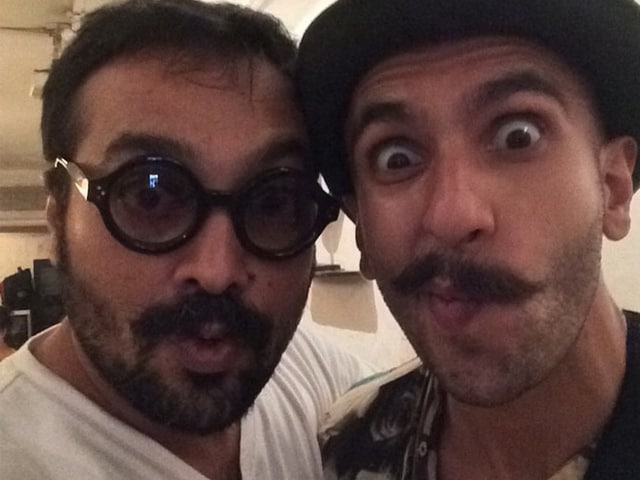 Here's Proof That Anurag Kashyap is Not 'Depressed or Hiding'