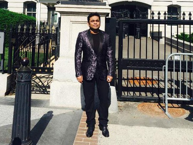 Documentary on AR Rahman, Jai Ho, Screened at White House